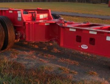 Moore Truck and Equipment Inventory: 2009 KalynSiebert Tandem Axle Split Booster Dolly
