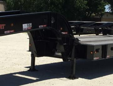 Moore Truck and Equipment Inventory:  KalynSiebert 5 Axle 60/70 Ton Stiff Narrow Neck Lowboy
