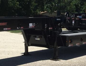 Moore Truck and Equipment Inventory:  KalynSiebert 5 Axle 60/70 Ton Stiff Narrow Neck Extendable Lowboy
