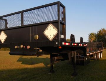 Moore Truck and Equipment Inventory: 2014 Magnolia Step Deck