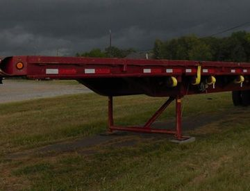 Moore Truck and Equipment Inventory: 2015 Viking Trailers 100k Oilfield Float