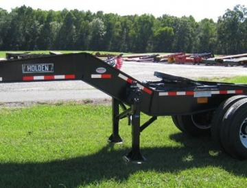 Moore Truck and Equipment Inventory:  Holden 35 Ton Tandem Axle Oilfield Jeep