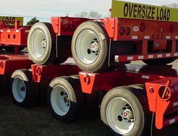 Moore Truck and Equipment Inventory:  KalynSiebert Tandem Axle Booster Dolly