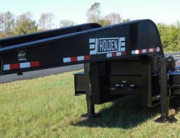 Moore Truck and Equipment Inventory:  Holden 5 Axle Oilfield Lowboy-Low Deck Height