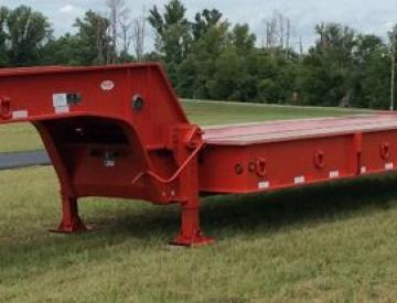 Moore Truck and Equipment Inventory:  KalynSiebert 5 Axle 60/70 Ton Extendable Oilfield Lowboy