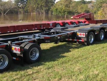Moore Truck and Equipment Inventory:  XL Specialized Trailers 60 Ton 3+2 Extendable Lowboy