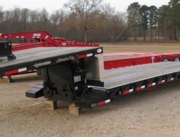 Moore Truck and Equipment Inventory:  XL Specialized Trailers MDE80 Double-Drop Extendable