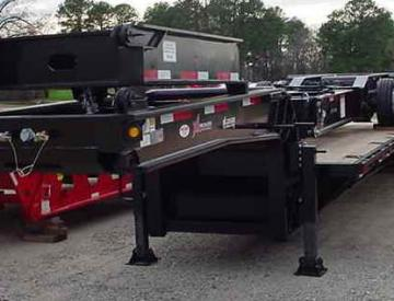 Moore Truck and Equipment Inventory:  XL Specialized Trailers SDE 60 Ton Oilfield Extendable Lowboy