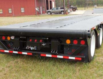 Moore Truck and Equipment Inventory:  XL Specialized Trailers 5 Axle 65 Ton Folding Neck Lowboy