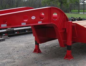 Moore Truck and Equipment Inventory:  Pitts Fixed Neck Oilfield Lowboys